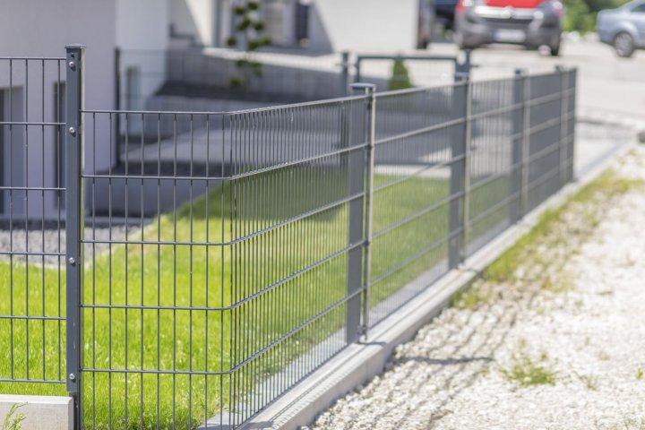Sehr Erstellen von Gartenmauern, Gabionen, Zaun und Sichtschutzanlagen BU56